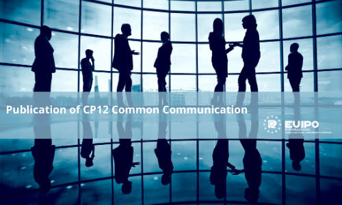 Publication of CP12 Common Communication