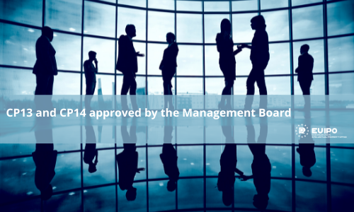 CP13 and CP14 approved by the Management Board
