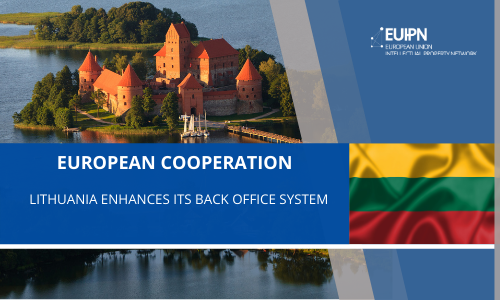 European Cooperation: Lithuania enhances its back office system