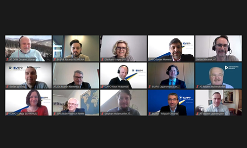 European Cooperation: virtual Technical Visits with EU IP Offices