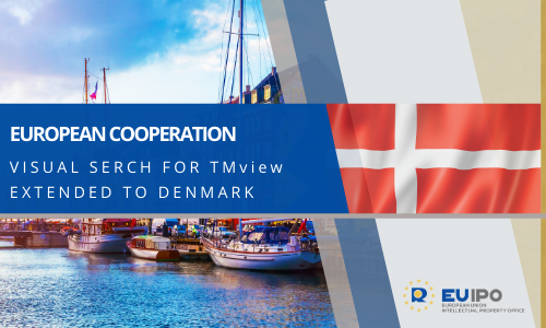 European Cooperation: visual search for TMview extended to Denmark
