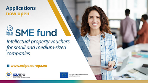 IP vouchers for SMEs: second application window now open