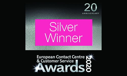 EUIPO wins Silver Award at the ECCCSAs