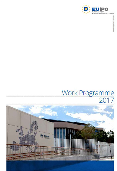 Cover of 2016 work programme