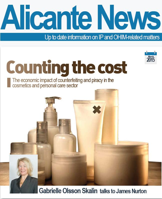 Cover of Alicante News, January edition