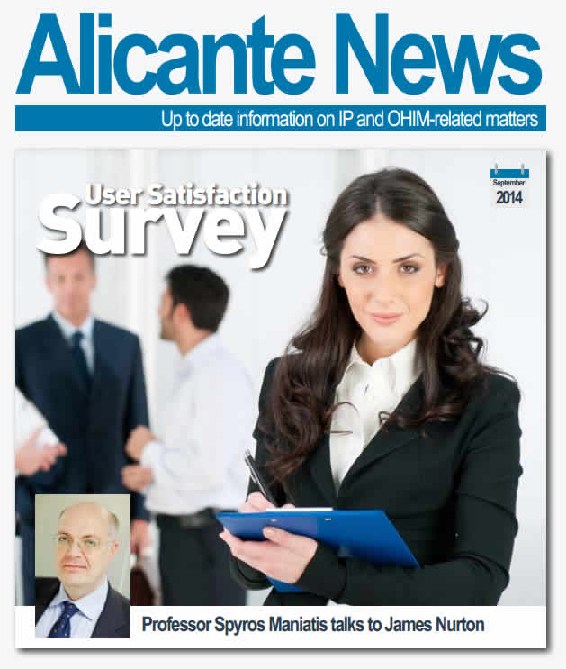 Cover of Alicante News, June edition