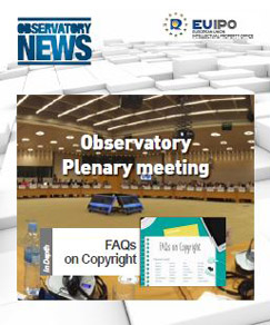 Cover of Observatory newsletter, October edition