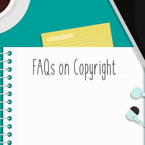 Go to FAQs on copyright