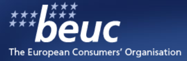 Go to The European Consumers' Organisation