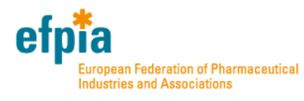 Go to The European Federation of Pharmaceutical Industries and Associations
