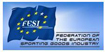 Go to Federation of the European Sporting Goods Industry (FESI)
